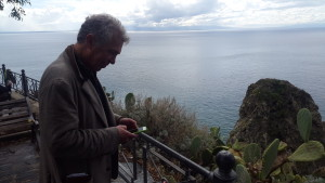 Neal in Calabria